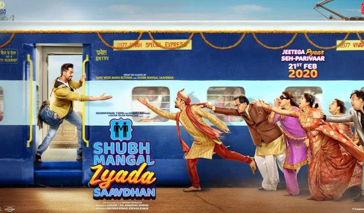 Shubh Mangal Zyada Saavdhaan