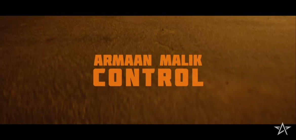 Here is a remedy for the corona quarantine phase – Control – Armaan Malik's first English Single