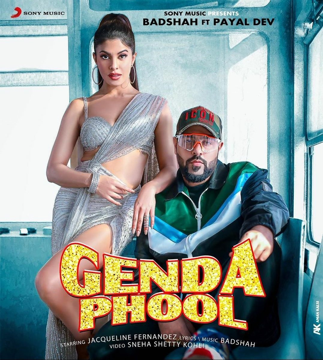 Badshah – Genda Phool | Jacqueline Fernandez | Payal Dev | Official Music Video 2020