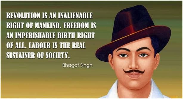 Shaheed Diwas –  23 March – Bhagat Singh – Bollywood Tribute