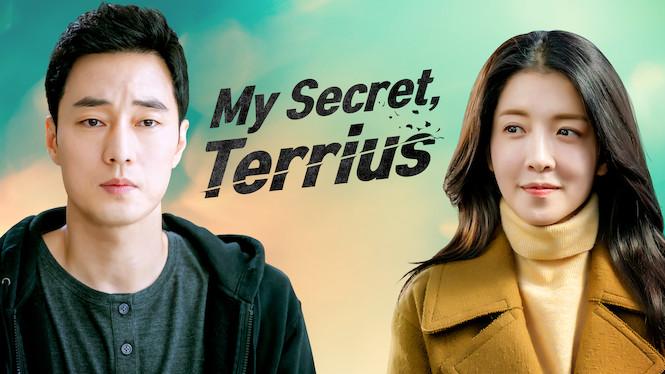 my secret terrius