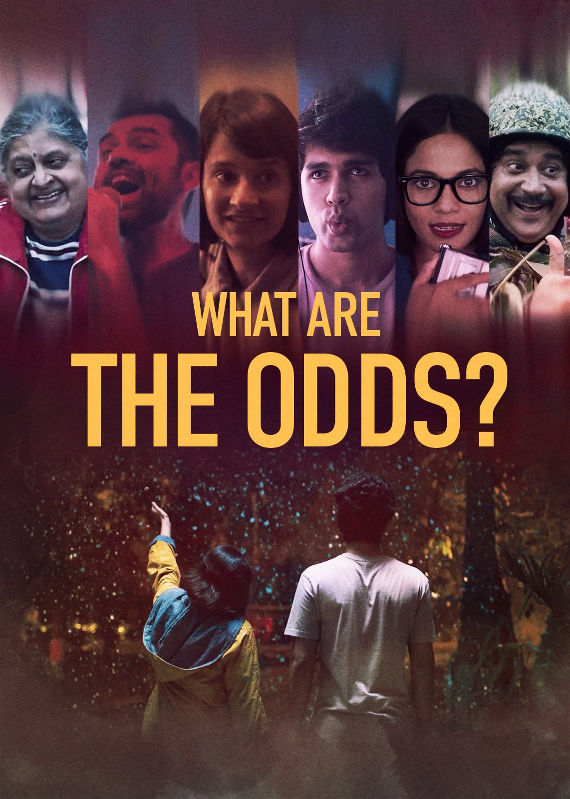 What Are The Odds? | Official Trailer | Abhay Deol, Yashaswini, Karanvir, Monica | Netflix India