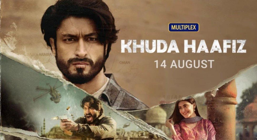 Khuda Haafiz Title Track – Vidyut Jammwal