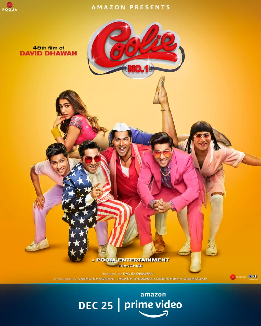 Coolie No. 1 – Official Trailer | Varun Dhawan, Sara Ali Khan | David Dhawan | Amazon Prime Video