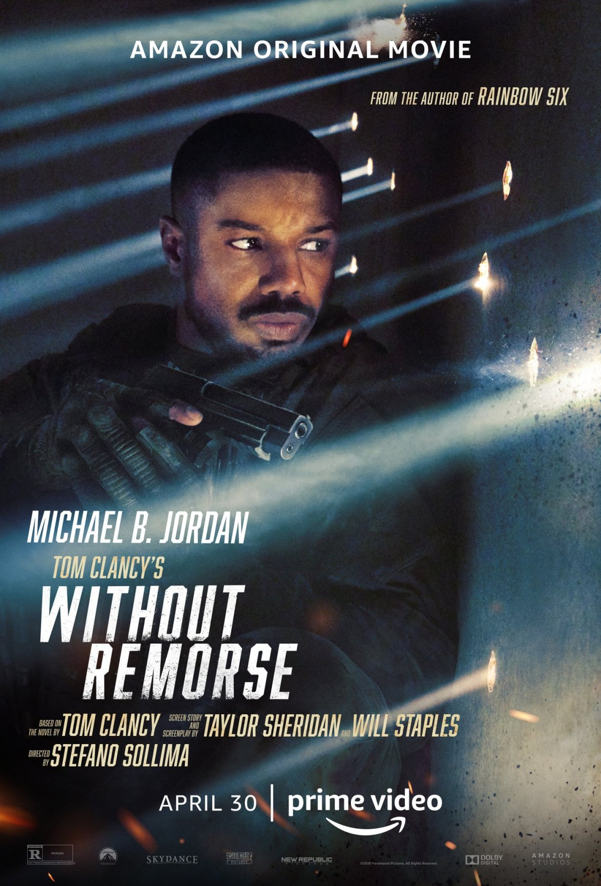 Without Remorse – Official Trailer | Prime Video