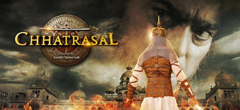 Chhatrasal | Official Trailer | Neena Gupta, Ashutosh Rana & Jitin Gulati | MX Player
