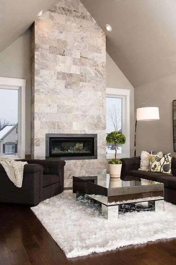 Pareti in pietra trasformano il risultato dell'interior design di un soggiorno zona living arricchita dalle forme irregolari ambienti raffinati e unici. Pareti Di Pietra Per Interni Di Design Magazine Fillyourhomewithlove