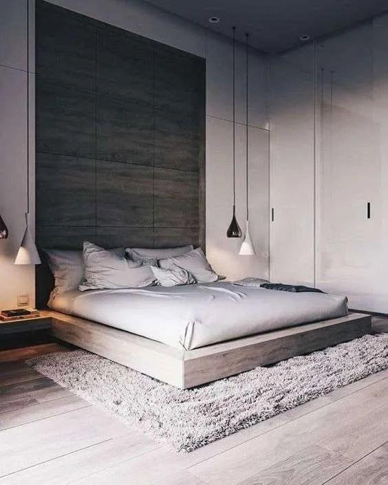 Per una camera da letto moderna, elegante la soluzione con pareti grigio tortora. Color Tortora Chiaro Perfetto Per Gli Ambienti Fillyourhomewithlove
