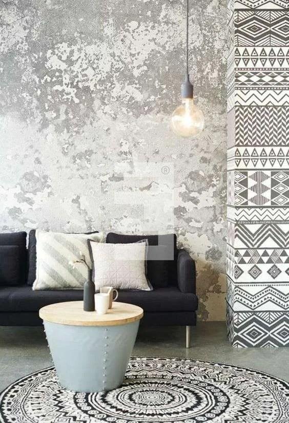 Che il salotto in questione diventa un ambiente moderno. Carta Da Parati A Muro Di Casa A Noida