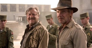 Ray Winstone Harrison Ford Indiana Jones and the Kingdom of the Crystal Skull