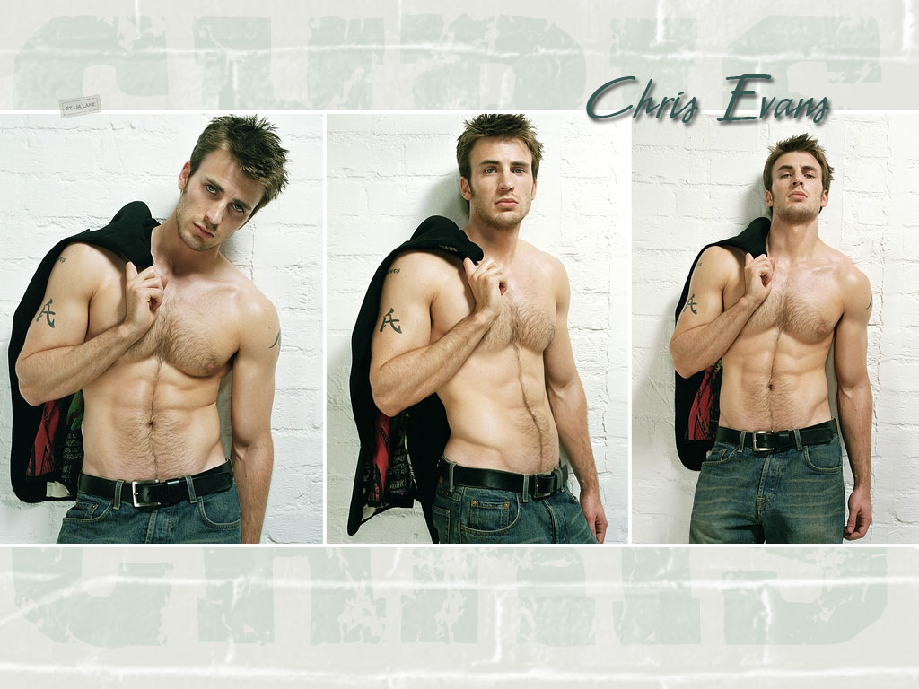 Chris Evans is The First Avenger: Captain America for 2011 ...