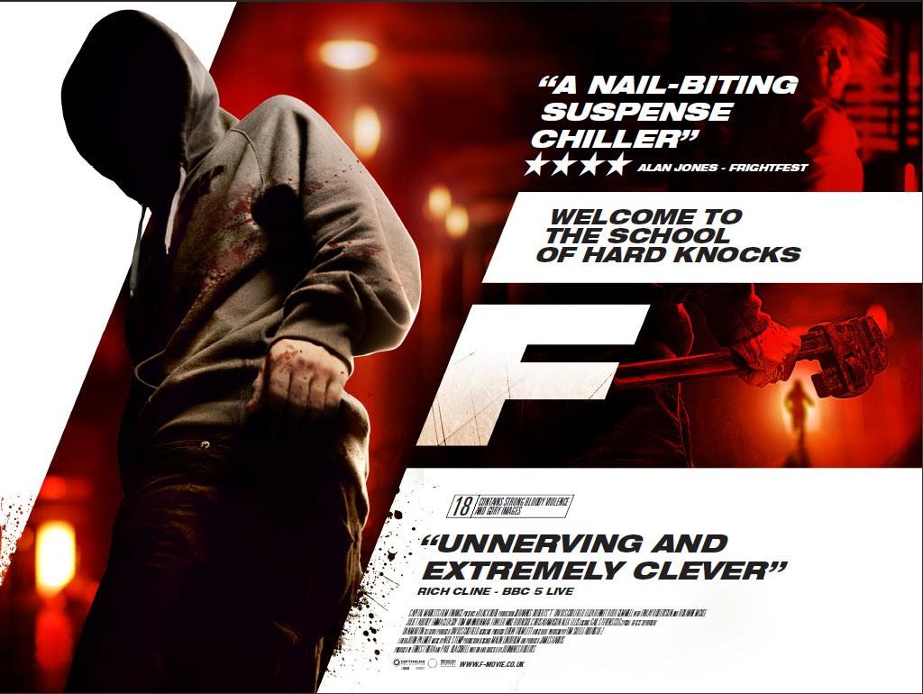 2010 Movie Posters: F (2010) Movie Trailer