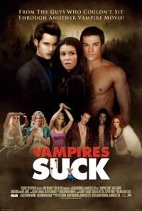 Vampires Suck Movie Poster
