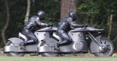 Captain America: The First Avenger Stunt Double Hydra Agents Set Photos 7