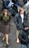 Chris Evans Hayley Atwell Captain America The First Avenger First Photos 04