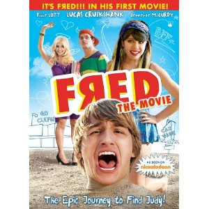 Fred: The Movie, DVD Cover