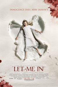 Let Me In, 2010, Movie Poster, Chloe Moretz