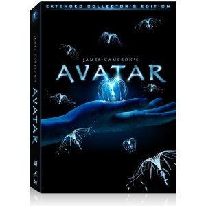 Avatar: Extended Collector's Edition DVD Cover
