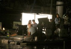 Kristen Stewart, Robert Pattinson, The Twilight Saga: Breaking Dawn, Rio Set, 06