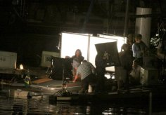 Kristen Stewart, Robert Pattinson, The Twilight Saga: Breaking Dawn, Rio Set, 07