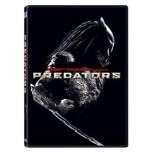 Predators DVD Cover