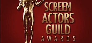 Screen Actors Guild Awards Logo