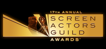 17th Annual SAG Awards Logo