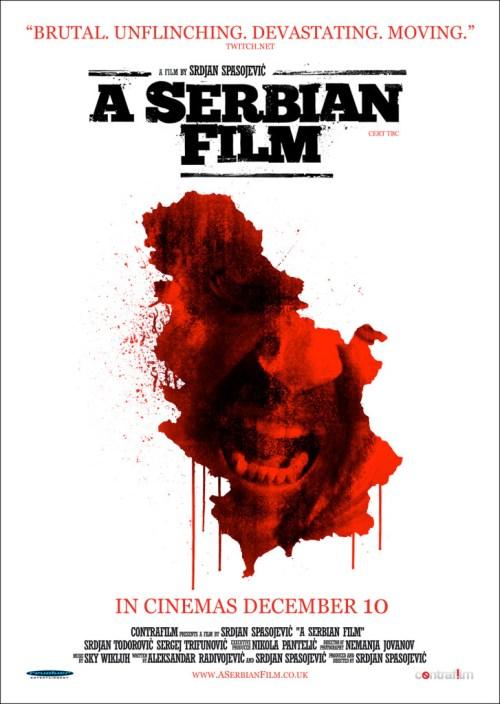 A Serbian Film (Srpski Film) Movie Poster, 2010