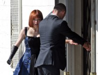 Amanda Seyfried, Justin Timberlake, Now, 2011, Set 02