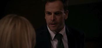 Jonny Lee Miller, Dexter, Season 5, Episode 11, Hop a Freighter