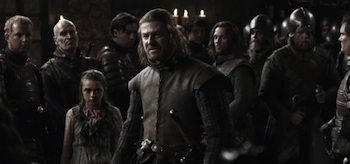 Sean Bean, Inside Game of Thrones Featurette