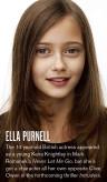Ella Purnell, V Magazine