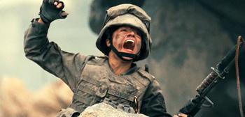 Michelle Rodriguez, Battle: Los Angeles