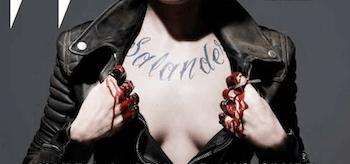 Rooney Mara, W Magazine
