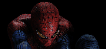 Andrew Garfield, The Amazing Spider-Man, 02