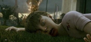 Dead Island, Little girl zombie