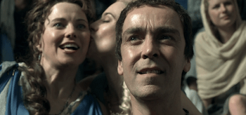 John Hannah, Lucy Lawless, Jaime Murray, Spartacus: Gods of the Arena