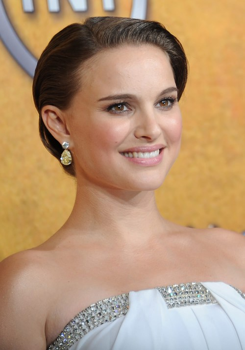 Natalie Portman, Screen Actors Guild Awards, 2011, 01