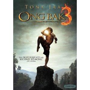 Ong Bak 3, DVD Cover