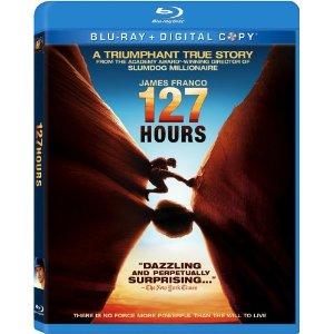 127 Hours Blu-ray