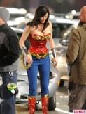 Adrianne Palicki, Costume, Wonder Woman 2011 Set, 07