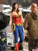 Adrianne Palicki, Costume, Wonder Woman 2011 Set, 09