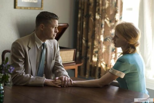 Brad Pitt, Jessica Chastain, The Tree of Life, 01