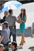 Elizabeth Hurley, Wonder Woman, 2011 Set, 05