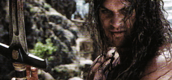 Jason Momoa, Conan the Barbarian, Empire Magazine April 2011, 06