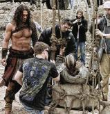 Jason Momoa, Marcus Nispel, Conan the Barbarian, Empire Magazine April 2011, 01