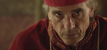 Jeremy Irons, The Borgias, 2011