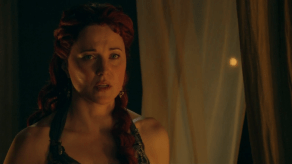 Lucy Lawless, Spartacus: Gods of the Arena, The Bitter End, 01