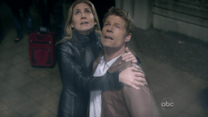 Elizabeth Mitchell, Joel Gretsch, V, Mother's Day, 01