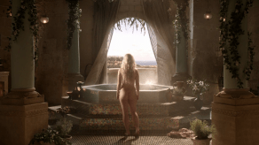 Emilia Clarke, Game of Thrones, Winter is Coming, 03